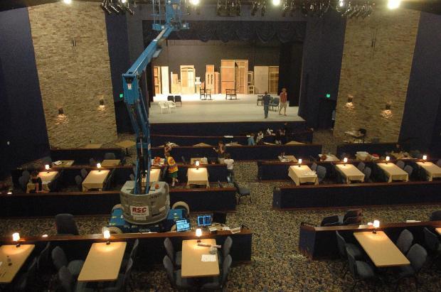 Candlelight Dinner Theatre  Dinner theater s new shine in Johnstown – The Denver Post