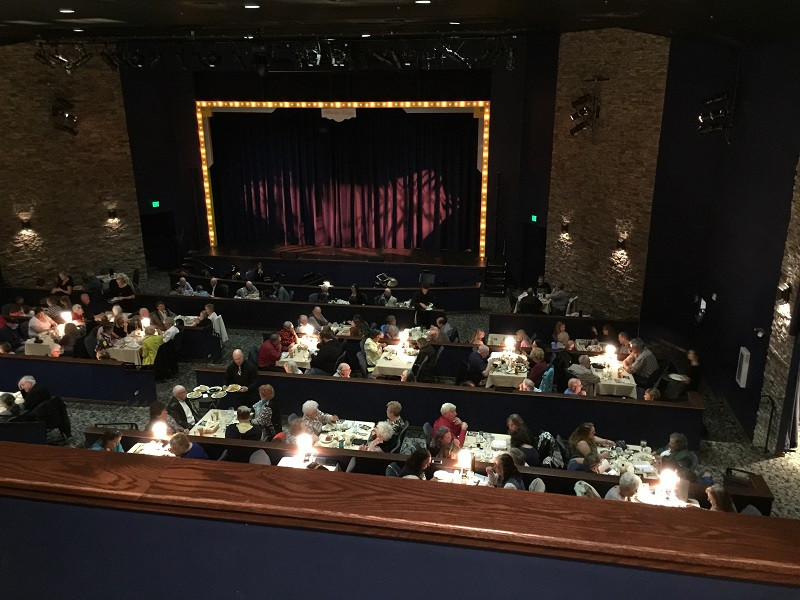 Candlelight Dinner Theatre  Roundup of Rocky Mountain Region Theatres Johnstown s