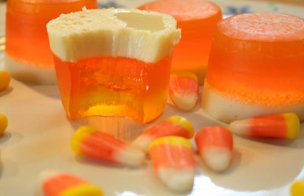 Candy Corn Jello Shots  Candy Corn Jello Shots Jello Shot Recipes That Are