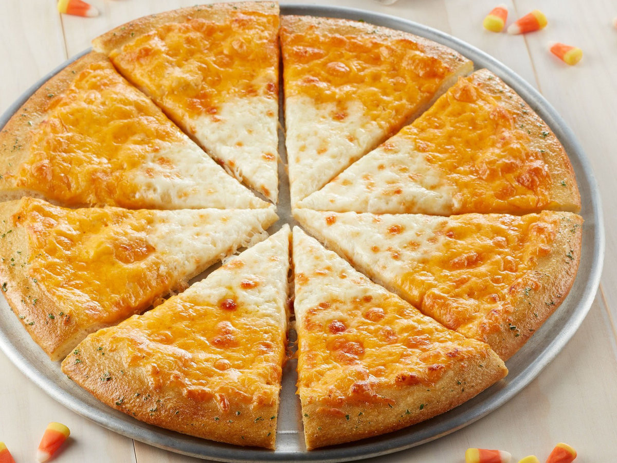Candy Corn Pizza  Chuck E Cheese s Has Candy Corn Pizza and You Can Get It