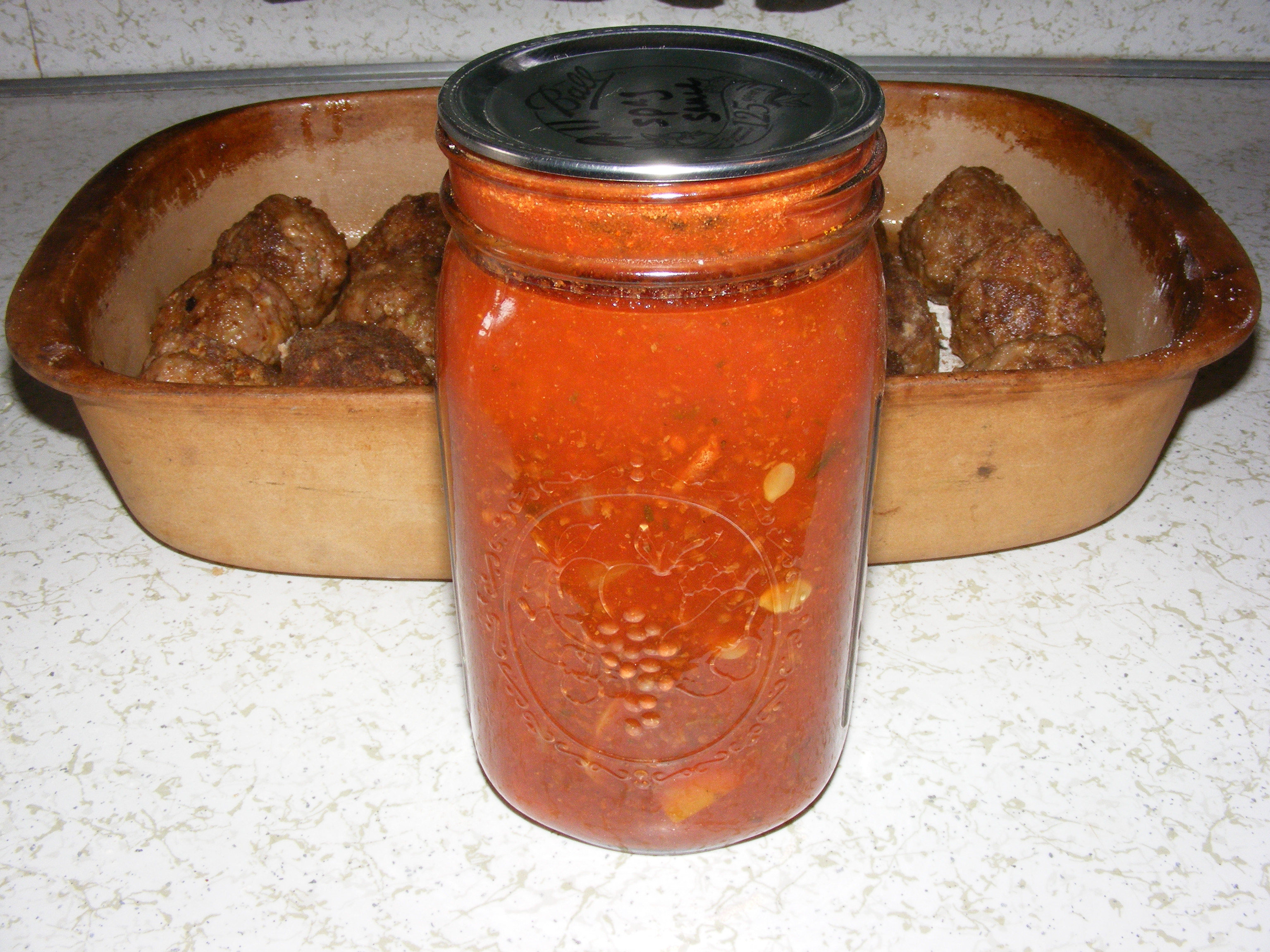 Canned Spaghetti Sauce  canned spaghetti sauce Back to Family