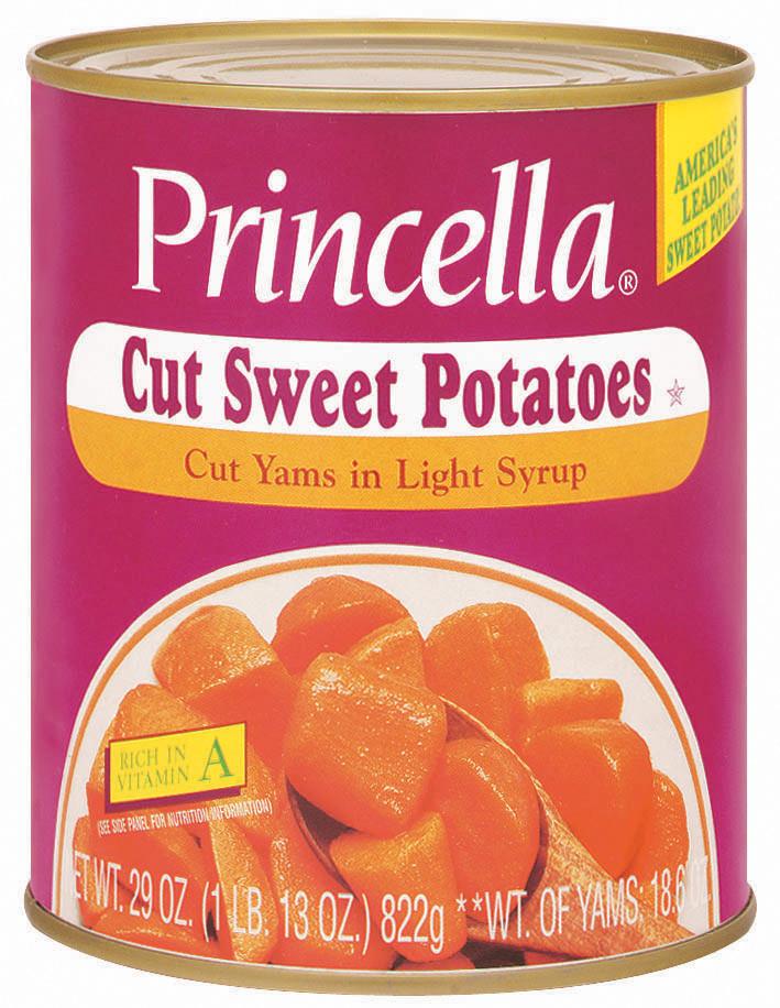 Canned Sweet Potato  EWG s Food Scores