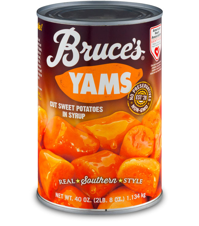 Canned Sweet Potato  Quick Can d Yams