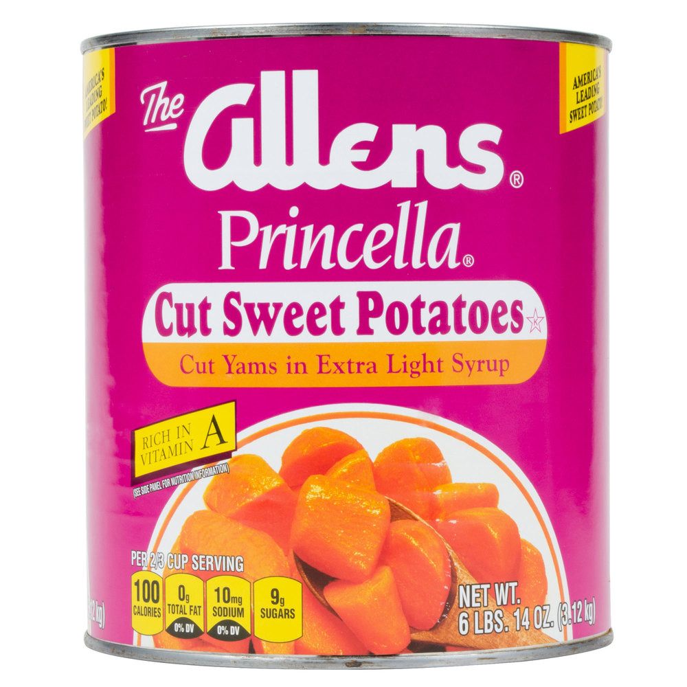 Canned Sweet Potato  Canned sweet potatoes Lookup BeforeBuying