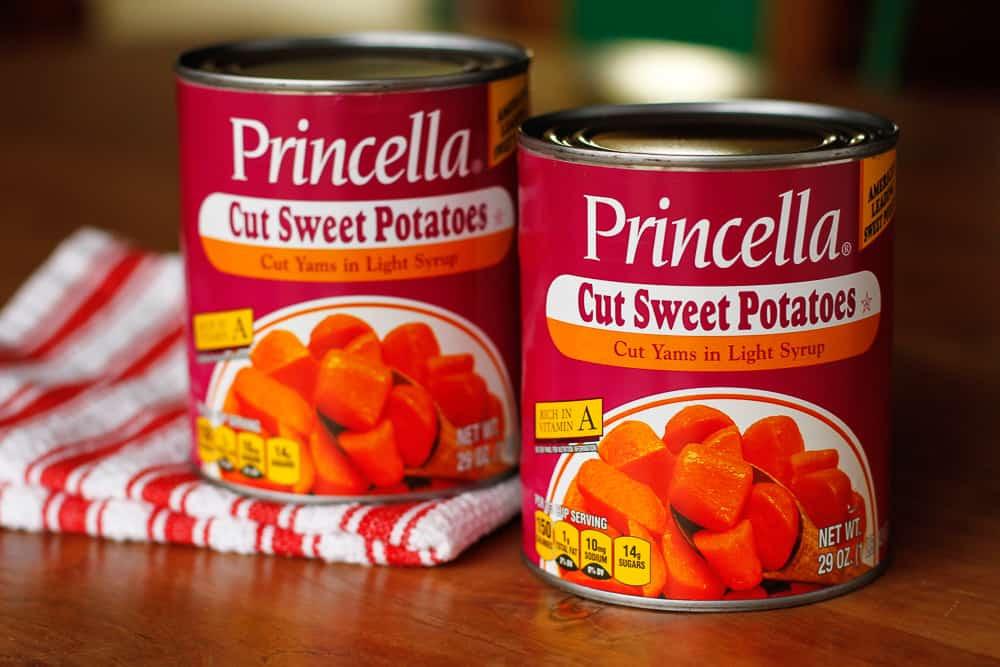 Canned Sweet Potato  Creamy Sweet Potato Soup Recipe Unsophisticook