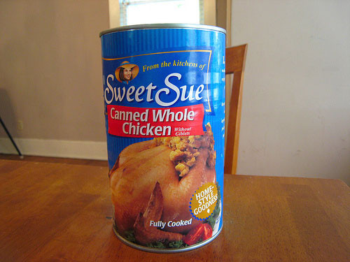 Canned Whole Chicken  Best Canned Ravioli