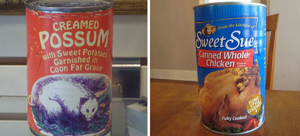 Canned Whole Chicken  Rants & Raves – 08 04 12