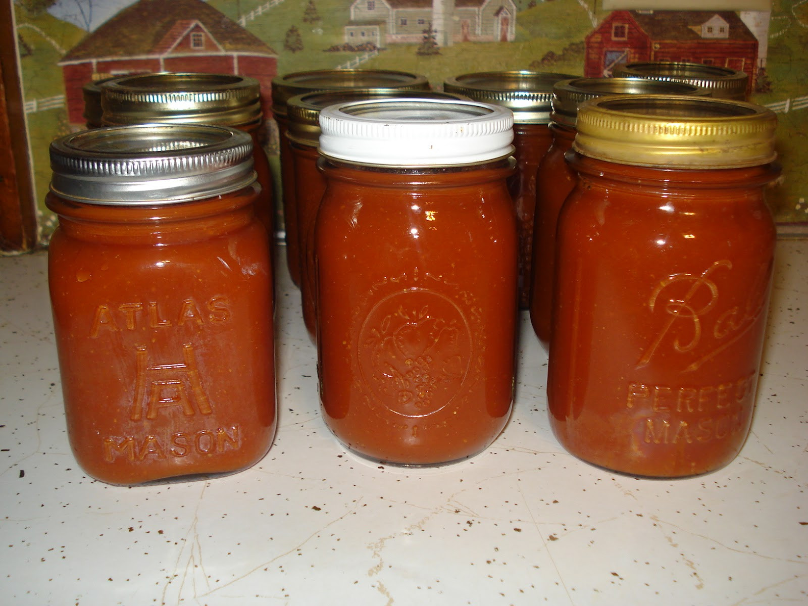 Canning Bbq Sauce  The Creative Home Canning BBQ Sauce