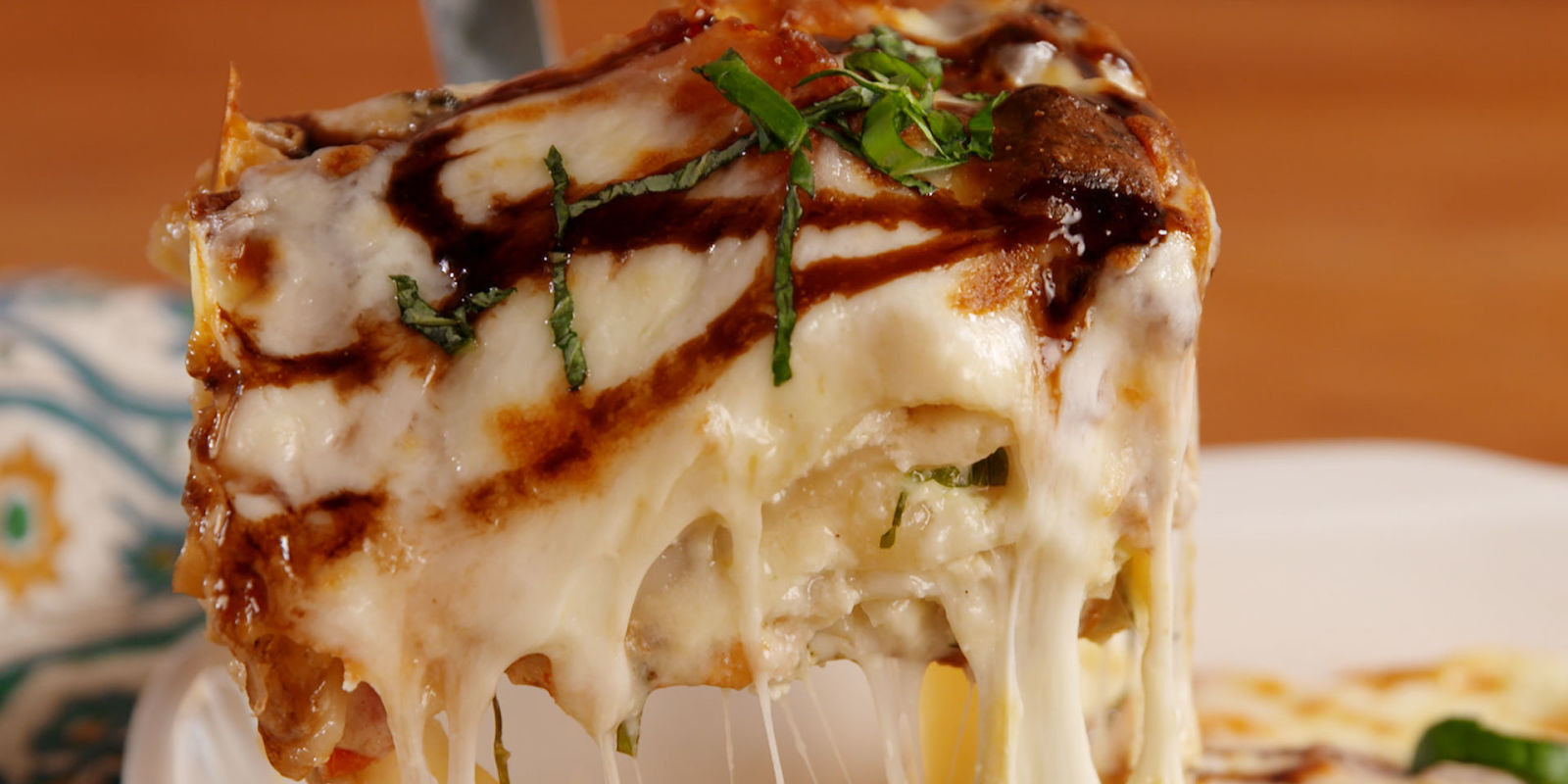 Caprese Chicken Lasagna  Cooking Caprese Chicken Lasagna Video How to Caprese
