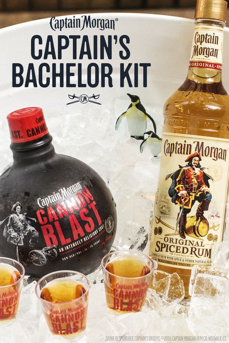Captain Morgan Spiced Rum Drinks  1000 images about Bachelor on Pinterest