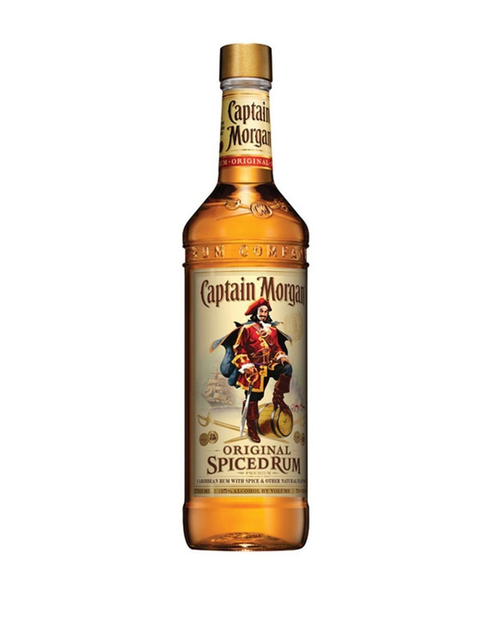 Captain Morgan Spiced Rum Drinks  Captain Morgan Original Spiced Rum