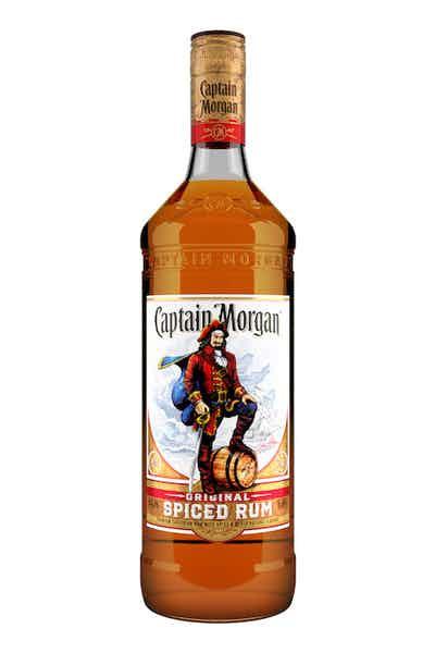 Captain Morgan Spiced Rum Drinks  Captain Morgan Original Spiced Rum Price & Reviews