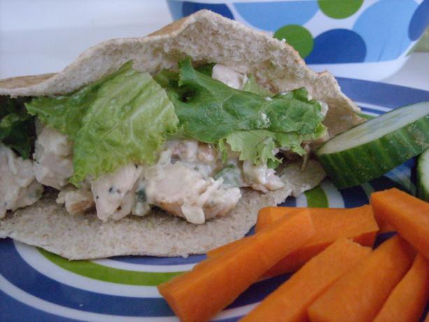 Carbs In Chicken Salad  Low Carb Chicken Salad Recipe Food