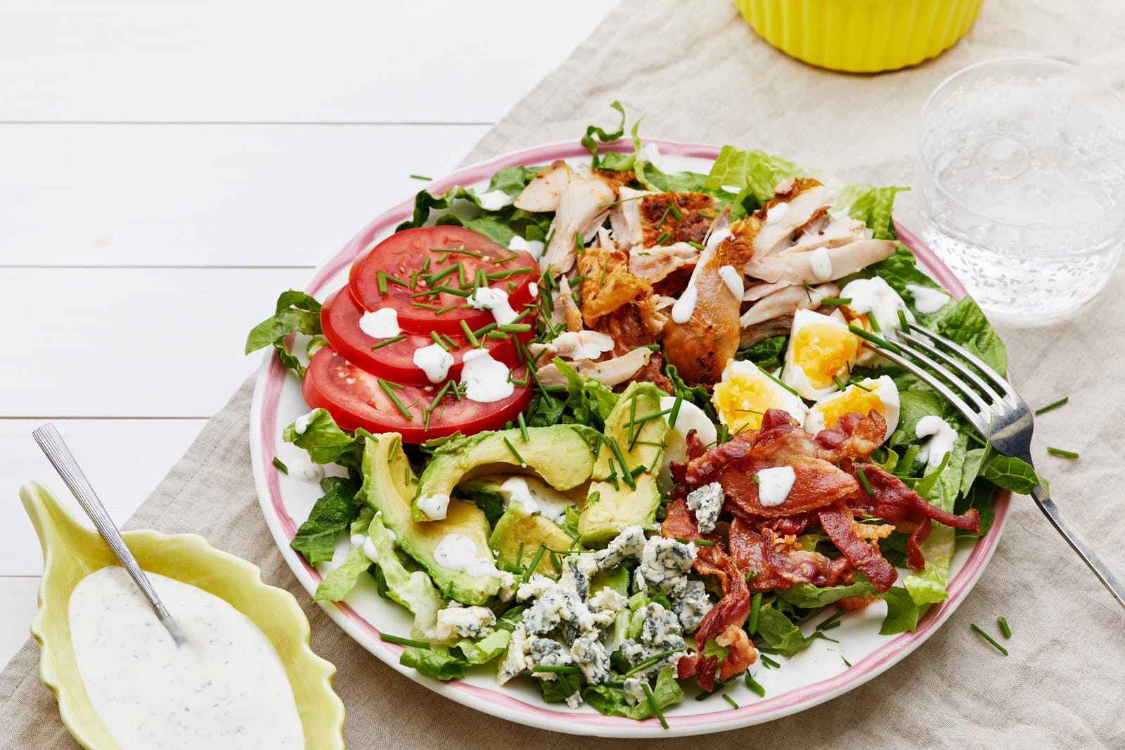 Carbs In Chicken Salad  Low Carb and Keto Salads – Strict Moderate and Liberal