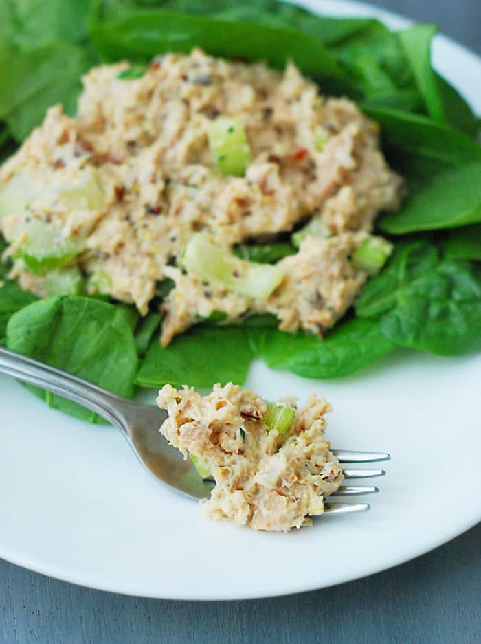 Carbs In Chicken Salad  Low Carb Chicken Salad The Low Carb Diet