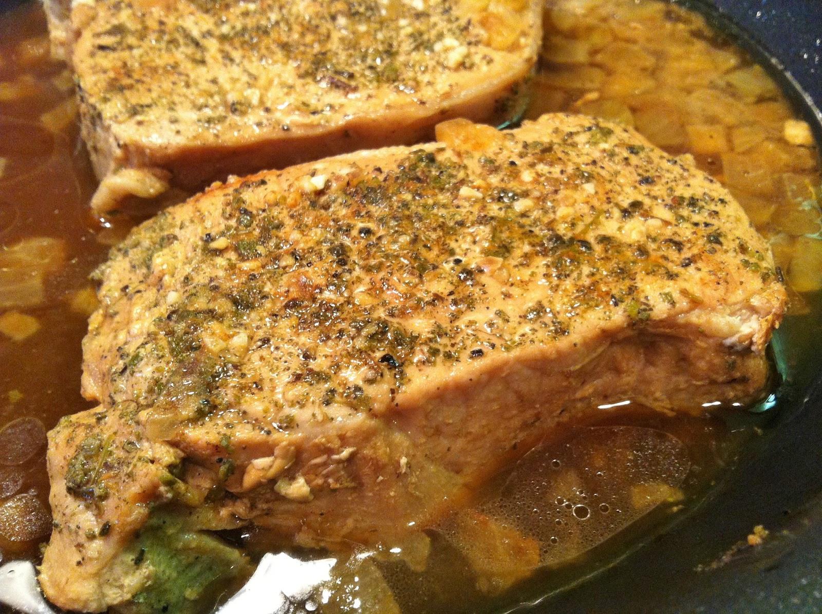 Carbs In Pork Chops  Low Carb Layla Sage Pork Chops
