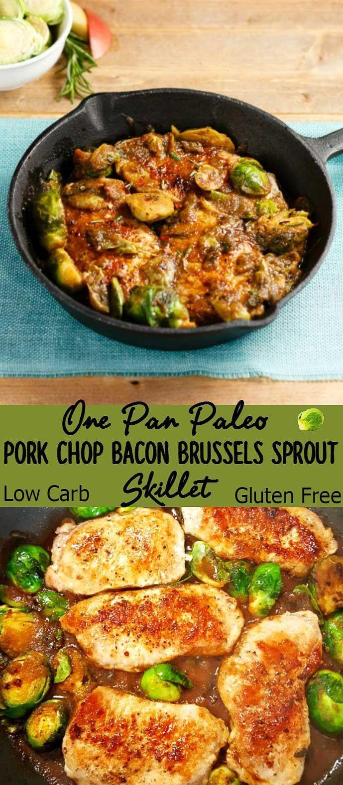 Carbs In Pork Chops  100 Pork Chop Recipes on Pinterest
