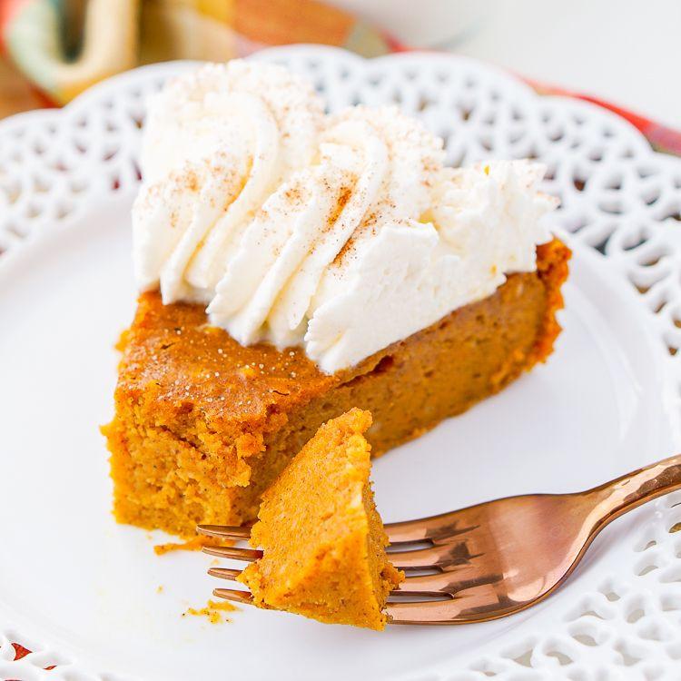 Carbs In Pumpkin Pie  Low Carb Pumpkin Recipes