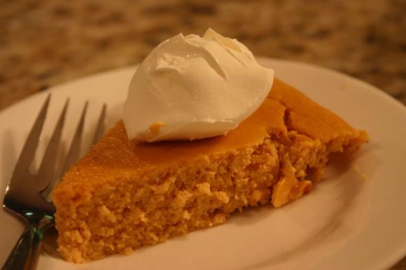 Carbs In Pumpkin Pie  Low Carb Crust less Pumpkin Pies Low Carb Recipe Ideas