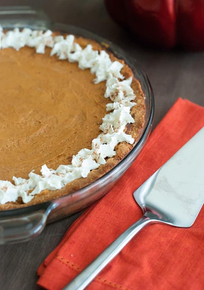 Carbs In Pumpkin Pie  Low Carb Pumpkin Pie The Low Carb Diet