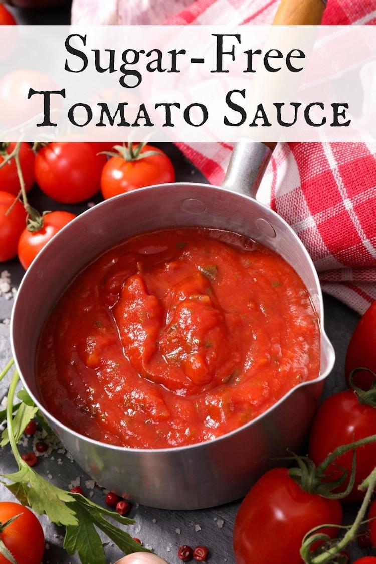 Carbs In Tomato Sauce  Sugar Free Tomato Sauce Saving You Dinero