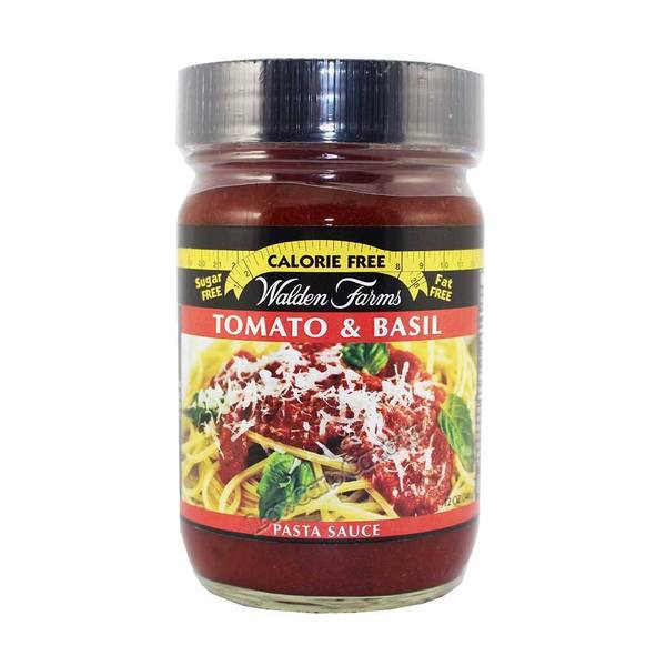 Carbs In Tomato Sauce  Walden Farms Sauce Tomato & Basil Low Carb Canada
