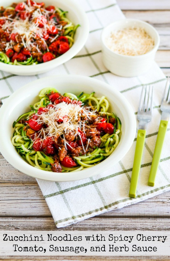 Carbs In Tomato Sauce  Kalyn s Kitchen Low Carb Recipe Love on Fridays 7 8 16