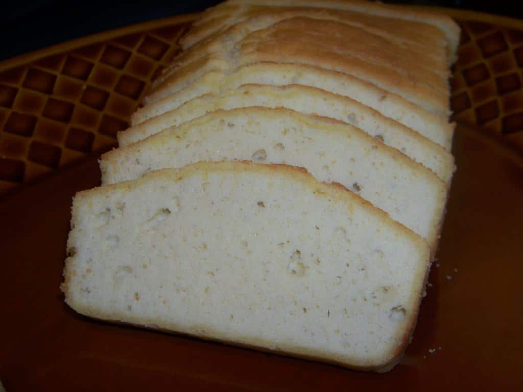 Carbs In White Bread  Basic Quick Bread