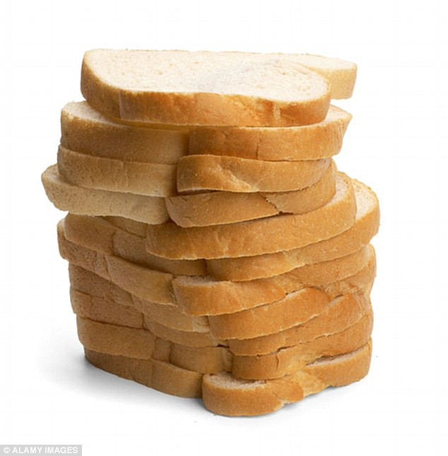 Carbs In White Bread  Neuromed Institute study shows you can eat carbs without