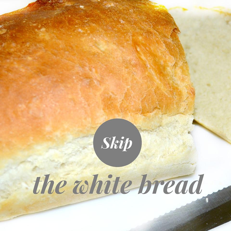 Carbs In White Bread  No Carbs coachdoccindy