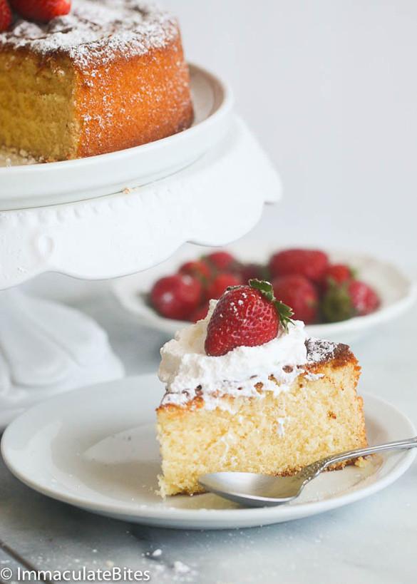 Caribbean Dessert Recipes  Caribbean Desserts Condensed Milk Cake fancy edibles