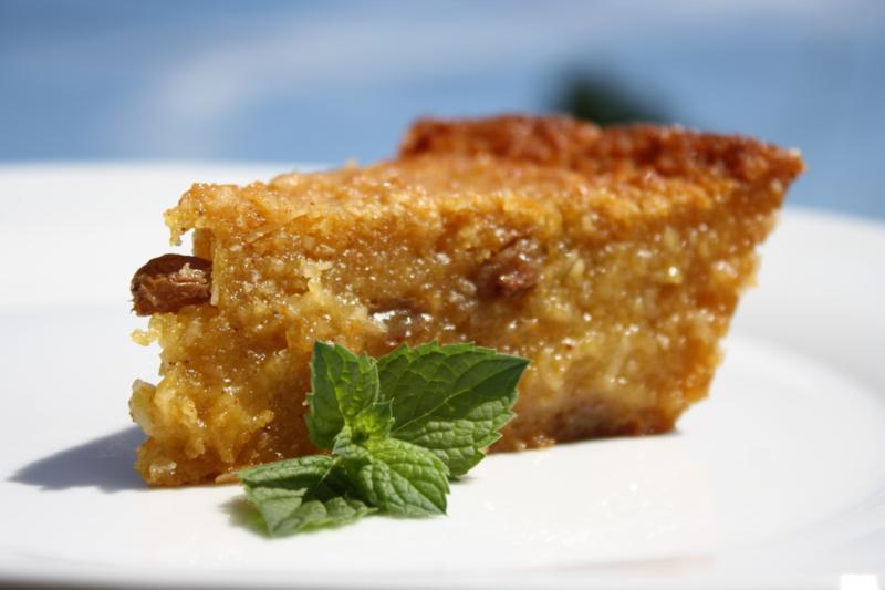 Caribbean Dessert Recipes  Cassava Pone