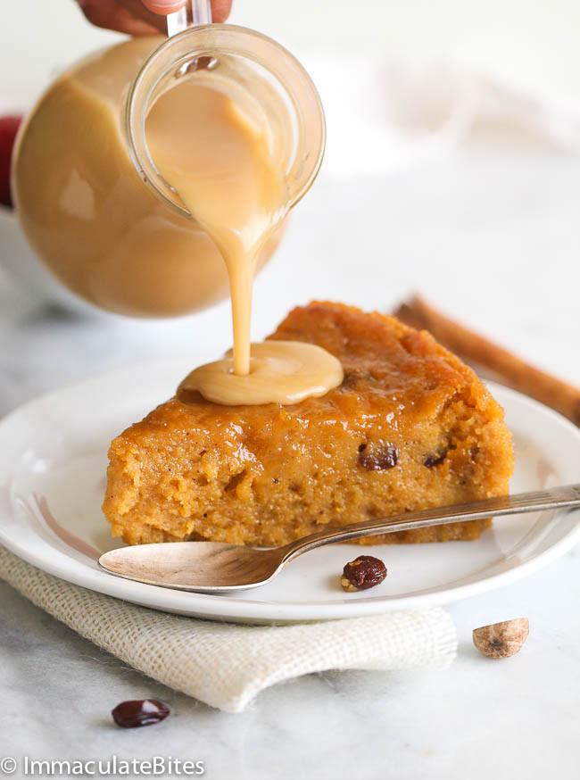 Caribbean Dessert Recipes  Cornmeal Pone Immaculate Bites