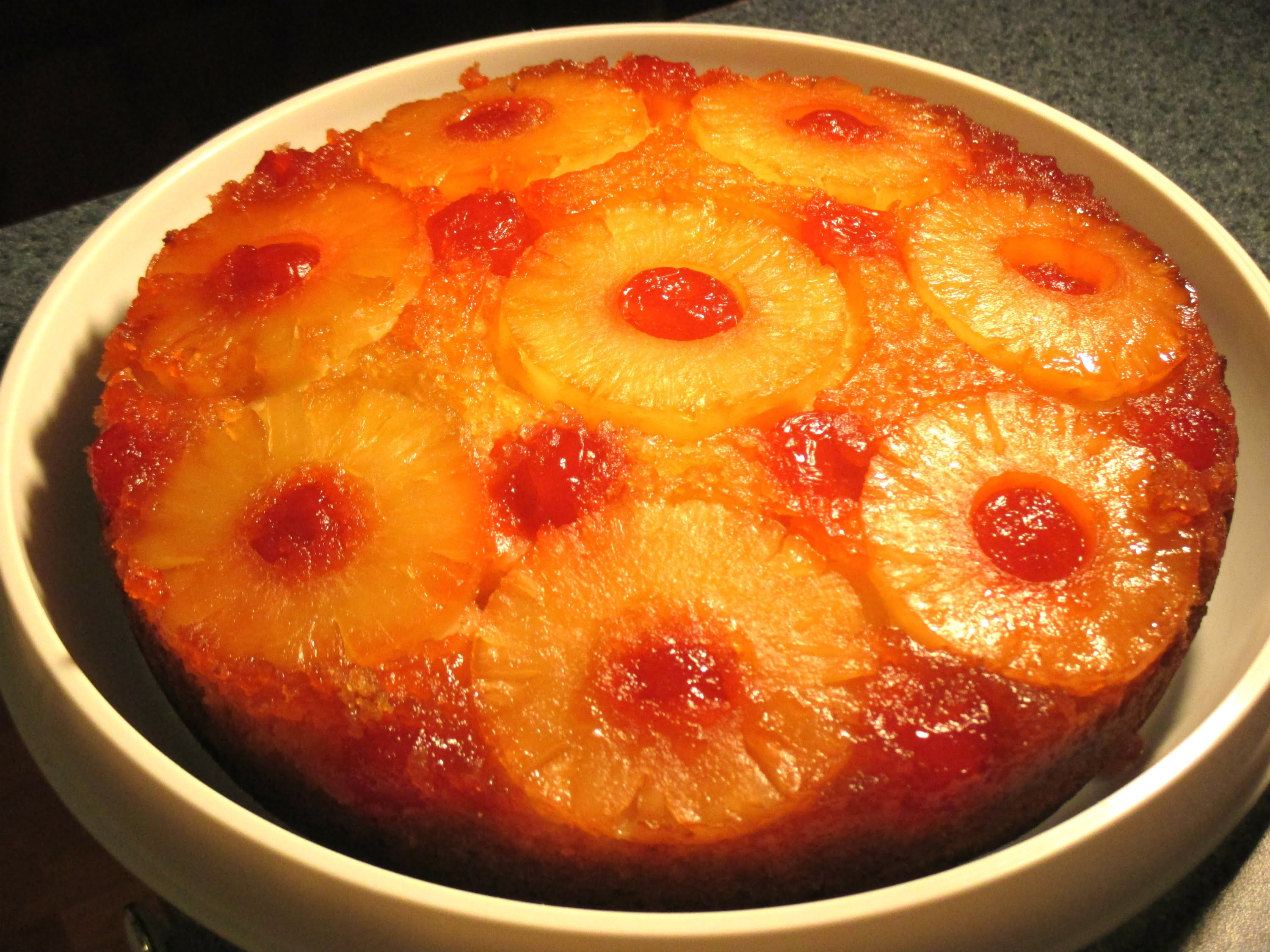 Caribbean Dessert Recipes  HOW TO MAKE REAL JAMAICAN STYLE PINEAPPLE UPSIDE DOWN CAKE
