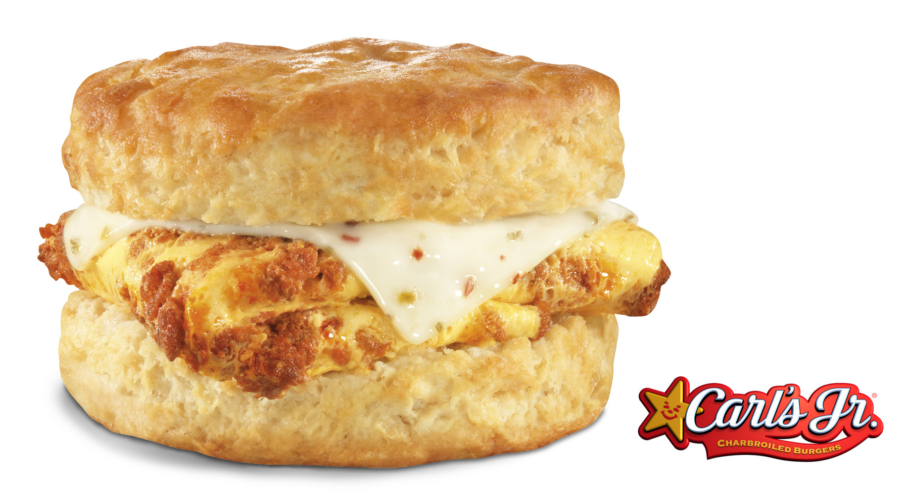 Carls Jr Dessert  CARL'S JR HEATS UP BREAKFAST COOLS DOWN DESSERT WITH NEW