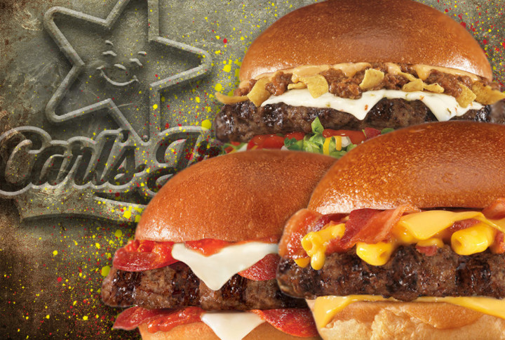 Carls Jr Dessert  Burgeritos and Pizza Fries Carl s Jr Unleashes New Menu
