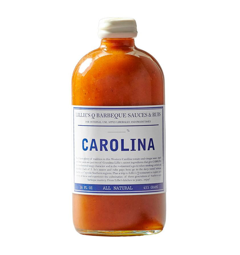 Carolina Bbq Sauce  LILLIE S Q – Product Distribution