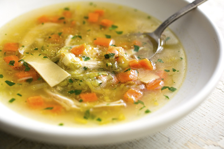 Carrabba'S Chicken Soup Recipe  The key to the best chicken soup from scratch Ditch the