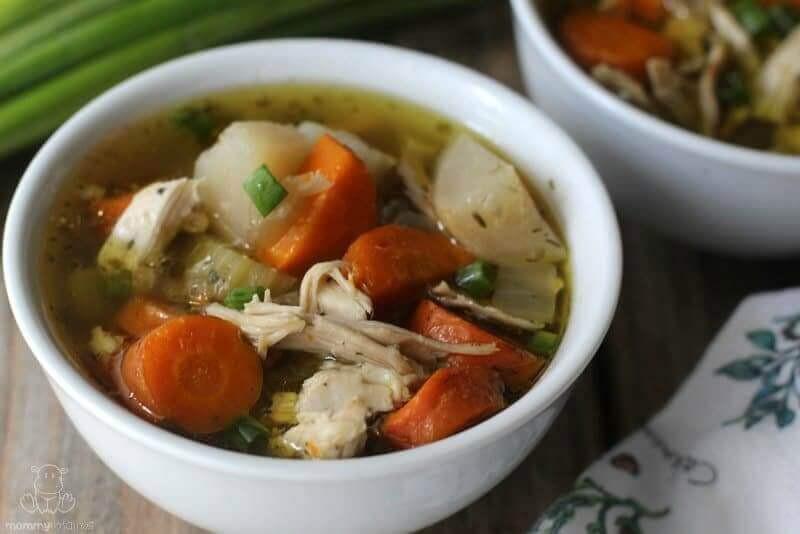 Carrabba'S Chicken Soup Recipe  Instant Pot Chicken Soup Recipe