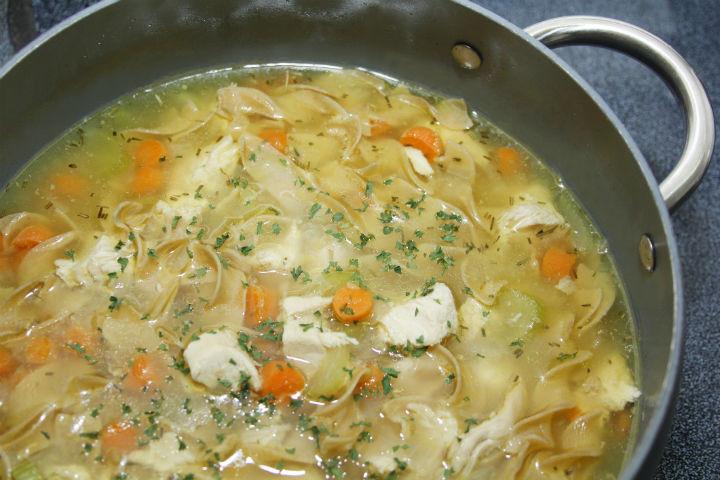 Carrabba'S Chicken Soup Recipe  The Oz Family Chicken Soup