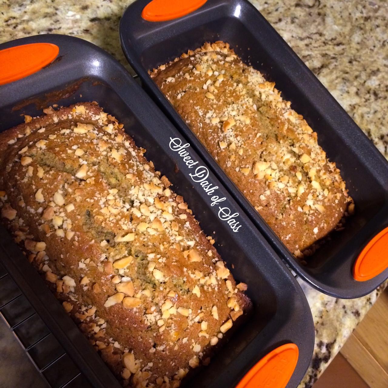 Carrot Apple Zucchini Bread  Apple Carrot Zucchini Bread