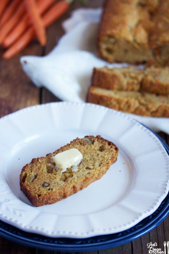 Carrot Cake Bread  Carrot Cake Bread Loaf Recipe