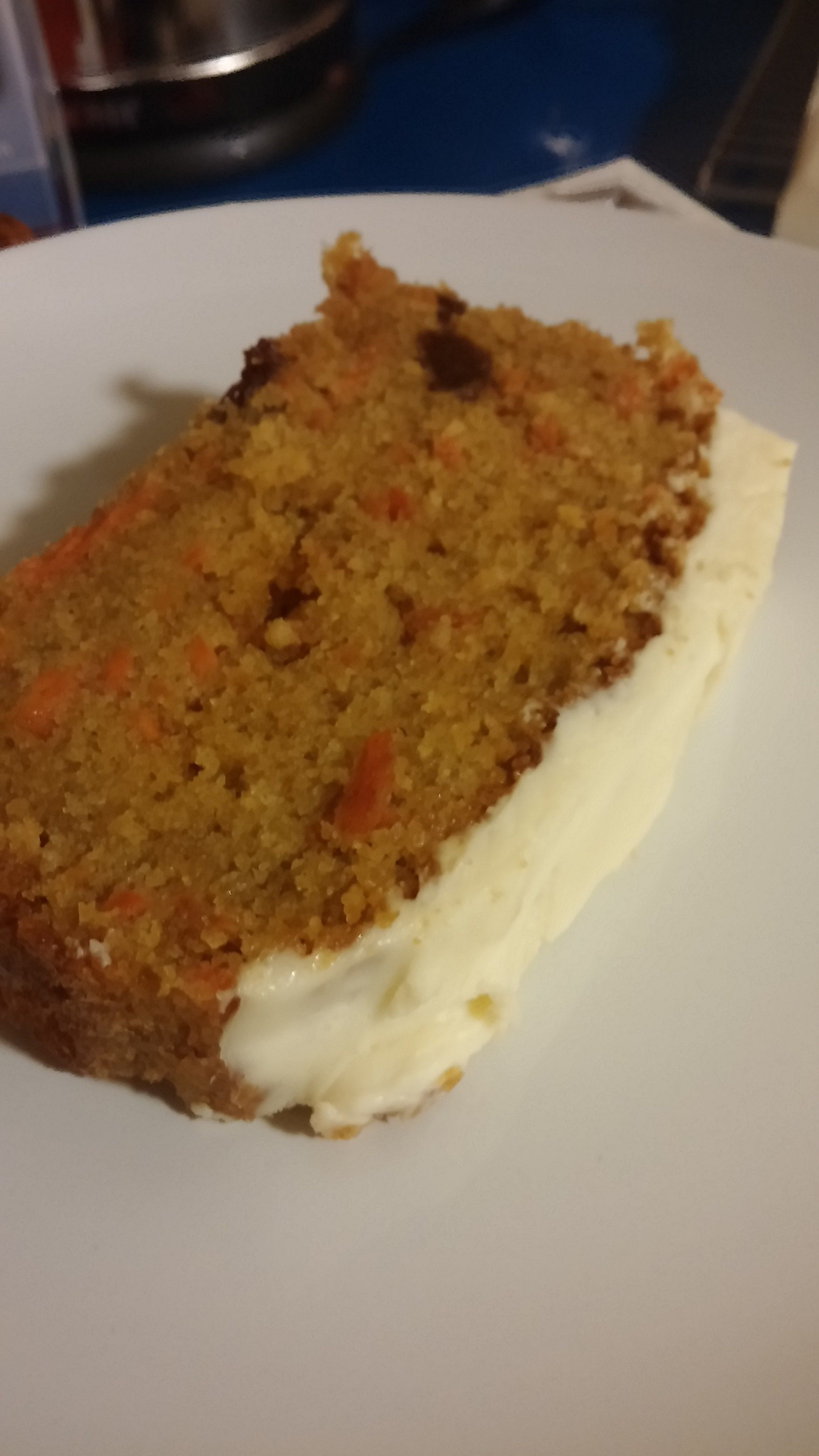 Carrot Cake Loaf  Carrot cake loaf recipe All recipes UK