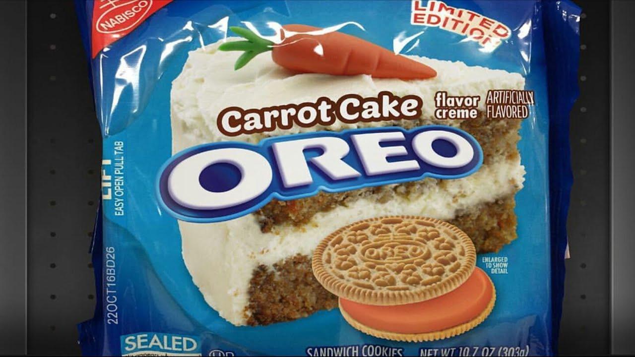 Carrot Cake Oreos  Carrot Cake Oreos Will It Cookie