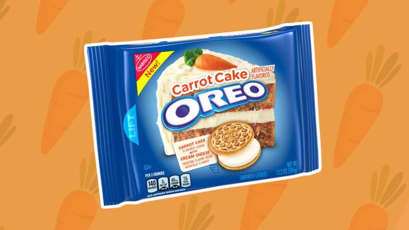 Carrot Cake Oreos  Drop Everything—Carrot Cake Oreos Are Already Here