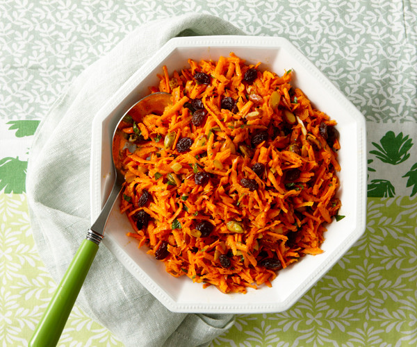 Carrot Raisin Salad  Grated Carrot and Raisin Salad Moveable Feast Recipe