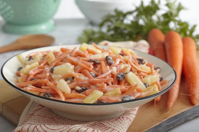 Carrot Raisin Salad  Carrot and Raisin Salad Kraft Recipes