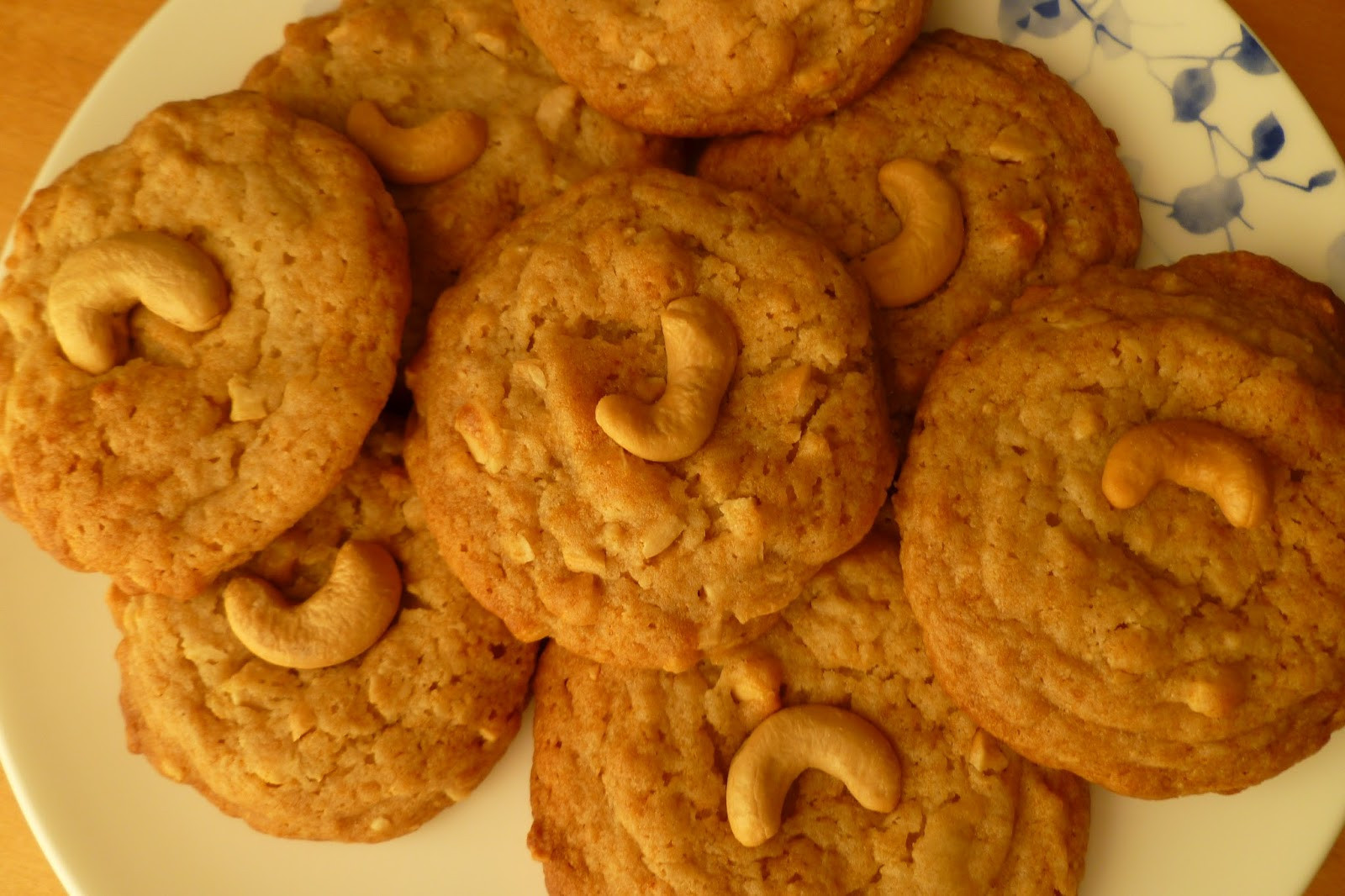 Cashew Butter Cookies  The Pastry Chef s Baking Cashew Butter Cookies