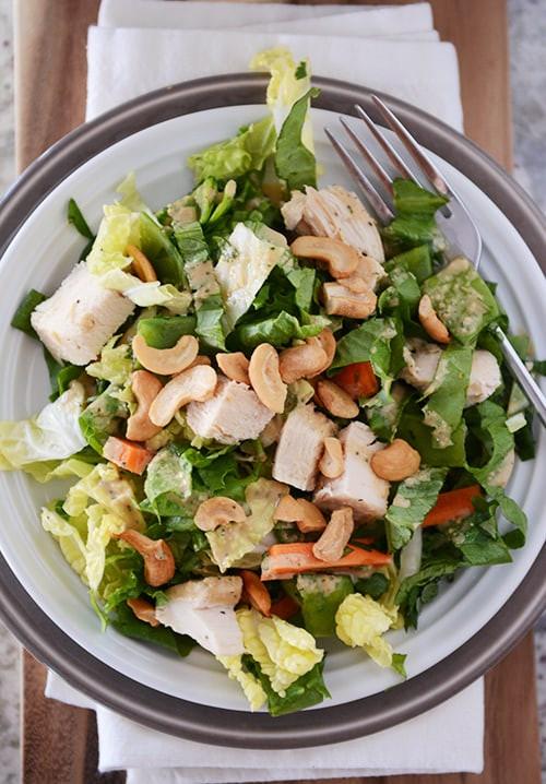 Cashew Chicken Salad  Cashew Chicken Salad