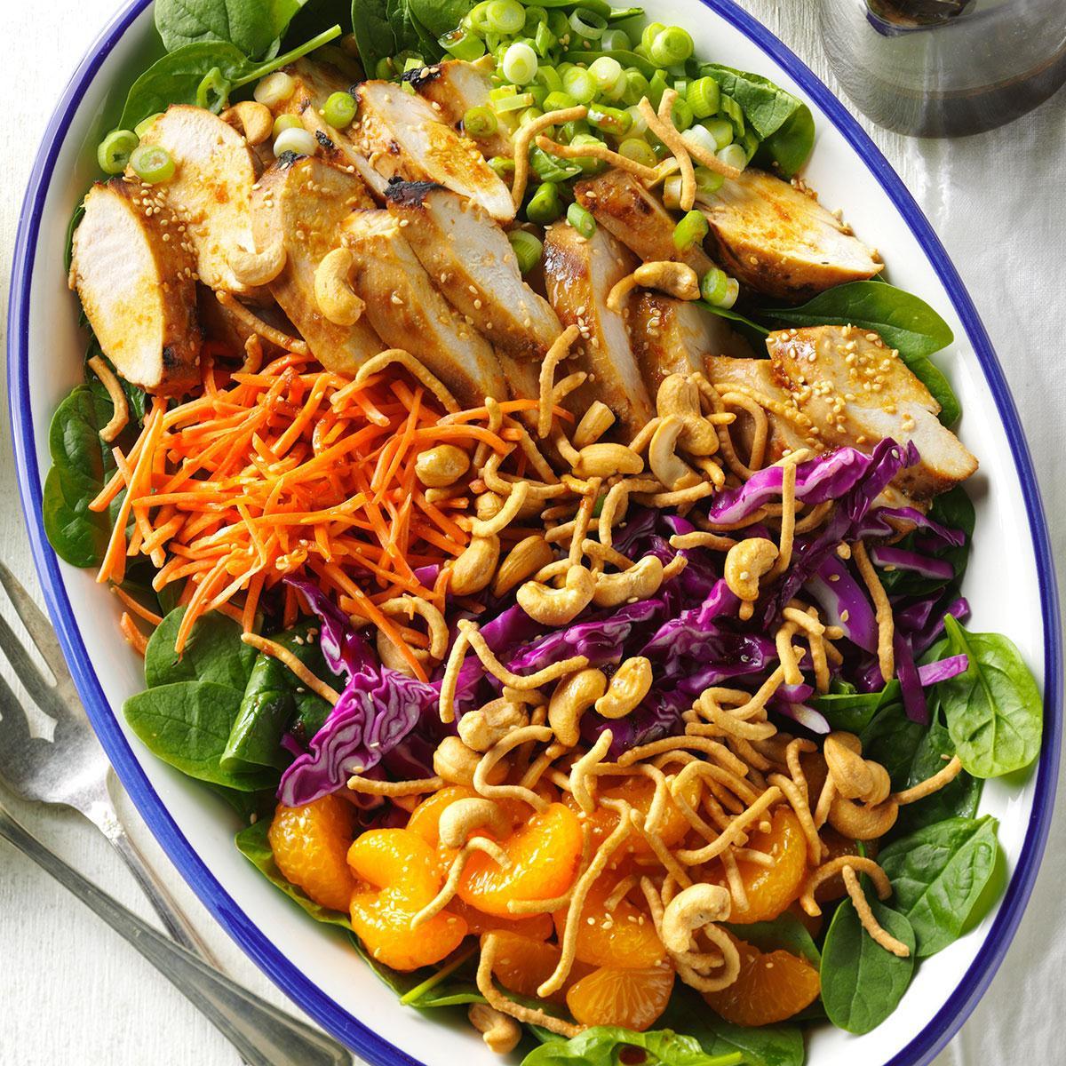 Cashew Chicken Salad  Ginger Cashew Chicken Salad Recipe